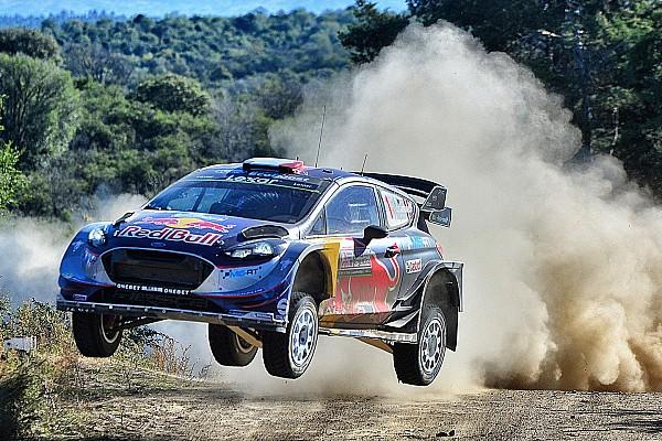 M-Sport построит для Ожье новую машину