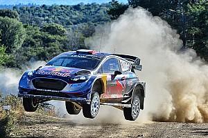 WRC Новость M-Sport построит для Ожье новую машину