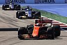 Sauber aura des boîtes de vitesses McLaren en 2018