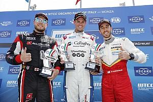 WTCC Reporte de la carrera Tom Chilton gana la Open Race del WTCC en Monza