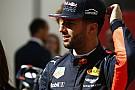 Ricciardo se donne 18 mois pour jouer le titre avec Red Bull
