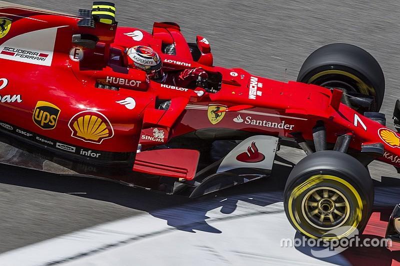 """""""Knifflig"""": Kimi Räikkönen verpasst Pole-Position bei F1 in Sochi knapp"""