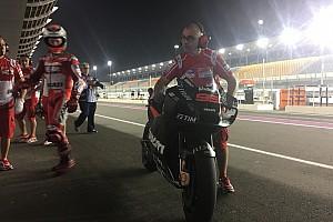 MotoGP Fotostrecke Katar-MotoGP-Test Sonntag: Jetzt auch Jorge Lorenzo mit der neuen Ducati-Verkleidung