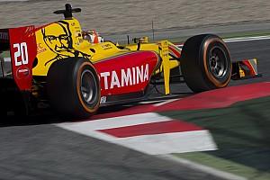 FIA F2 Test Test Barcellona, Day 3: Nato e Rowland dominano la sessione mattutina