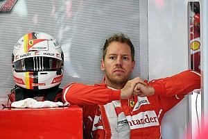 Formule 1 Interview Vettel :