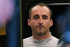 Formel 1 News Williams: Robert Kubica ist