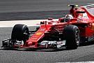 Stromausfall bei Ferrari: Vettel mit gemischtem Fazit zum F1-Test