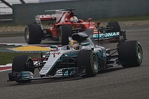 Formula 1 Commentary Five things we learned from the Chinese GP