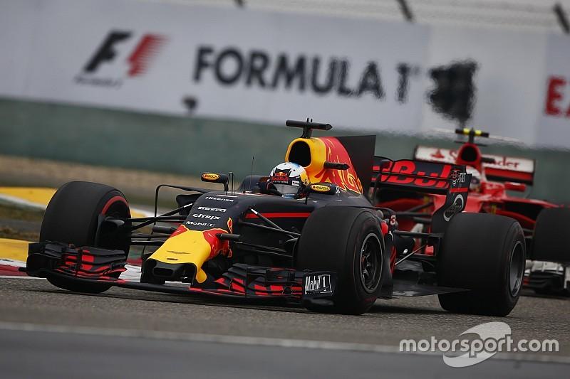 """Daniel Ricciardo: Red Bull nach Änderung des Flügels """"zum Leben erwacht"""""""
