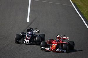 Haas dice que debe estar a menos de medio segundo de Ferrari