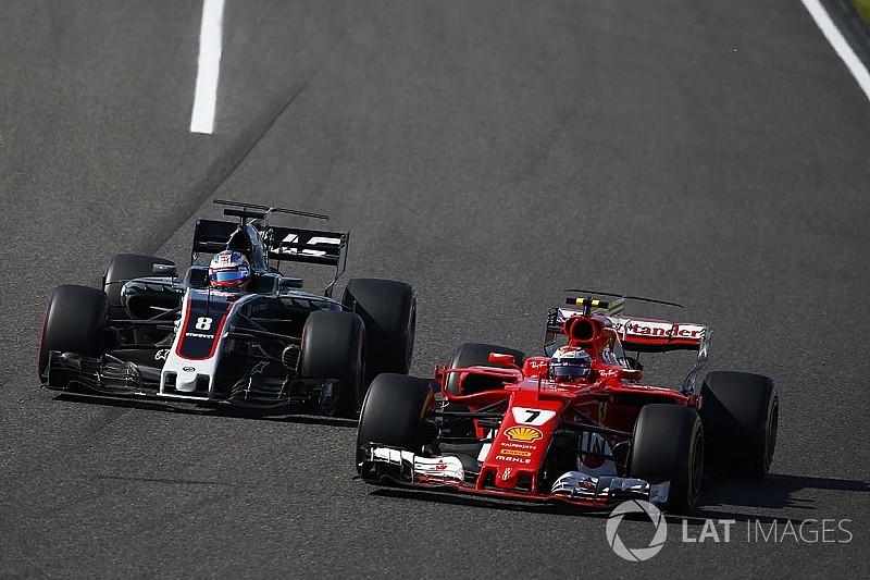 Haas diz que meta para 2018 é estar a 0s5 da Ferrari