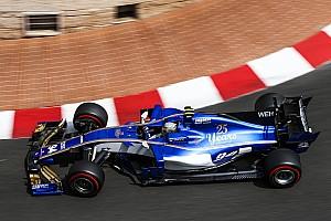 Formula 1 Analysis Tech analysis: Sauber's aggressive update push on display in Monaco