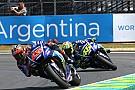 Rossi: Viñales me enganou um pouco cortando caminho
