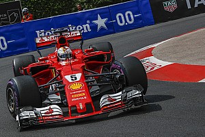 Monaco GP: Dominant Vettel leads Ferrari 1-2 in FP3