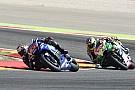 MotoGP Viñales pagó cara su inexperiencia con los neumáticos