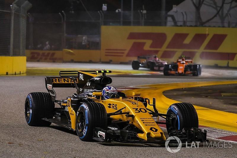 """Palmer: """"Puedo irme de Renault con la cabeza en alto"""""""