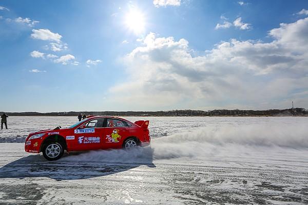 中国汽车拉力锦标赛CRC 比赛报告 2017CRC揭幕战樊凡首日暂列榜首  陈德安赛车故障退赛