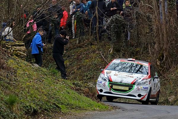 Rallye Pays du Gier: Siege für Lathion und Schmid in der Junior-SM