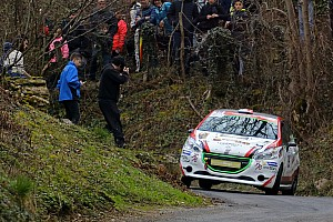 Schweizer rallye Etappenbericht Rallye Pays du Gier: Siege für Lathion und Schmid in der Junior-SM