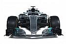 Формула 1 Галерея: Mercedes W08 у деталях