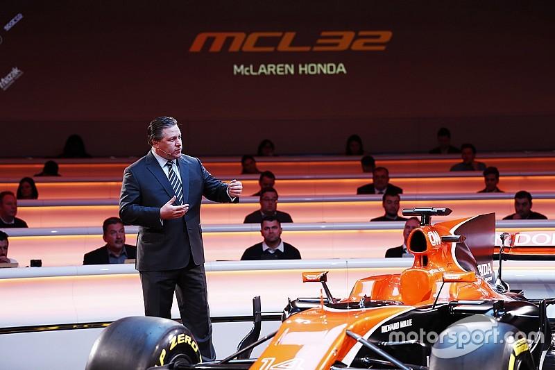 Браун: McLaren не має фінансових проблем