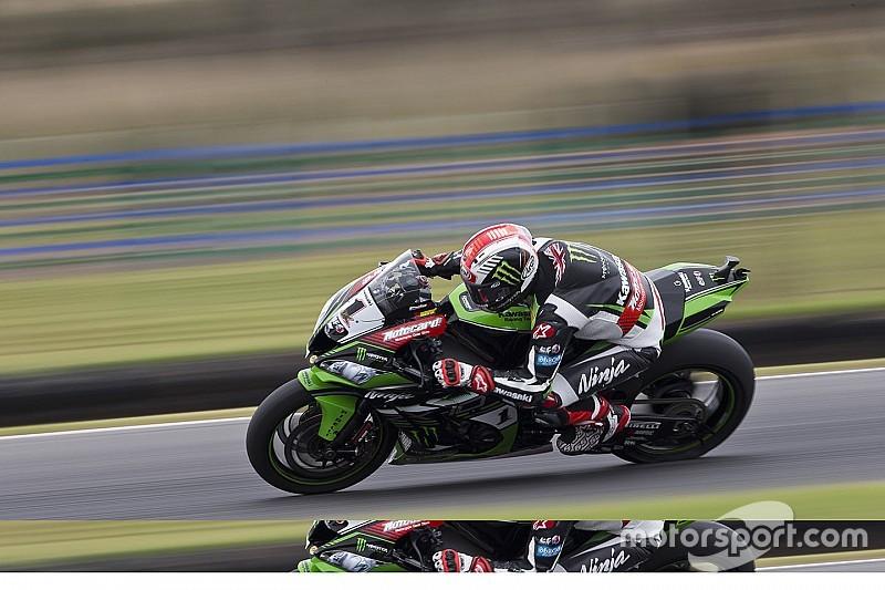 WorldSBK Australia: Rea kalahkan duo Ducati di Race 2