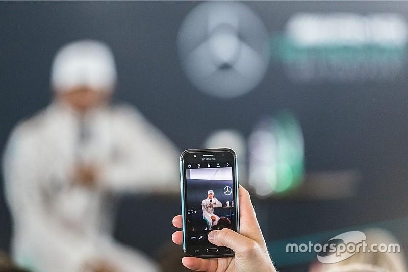 Hamilton pide más libertad en las redes sociales para los pilotos
