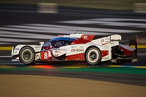 Le Mans Breaking news Toyota targets beating Le Mans distance record