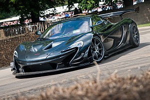 Automotive Special feature See McLaren P1 LM set Goodwood record run from Brack's view