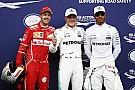 Гран Прі Австрії: Боттас та Феттель розіграли поул