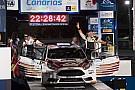 ERC Alexey Lukyanuk è impeccabile, il Rally Islas Canarias è suo