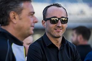 Kubica completes