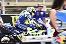 Pour Dovizioso, l'expérience a favorisé Rossi en Catalogne