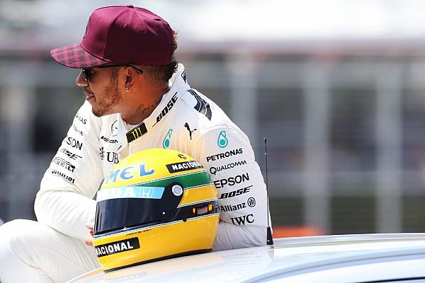 Fórmula 1 Últimas notícias Webber: Hamilton é o melhor em classificação desde Senna