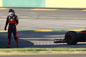 Fórmula 1 Noticias Ricciardo, feliz de que su desastroso GP de Australia ya haya acabado
