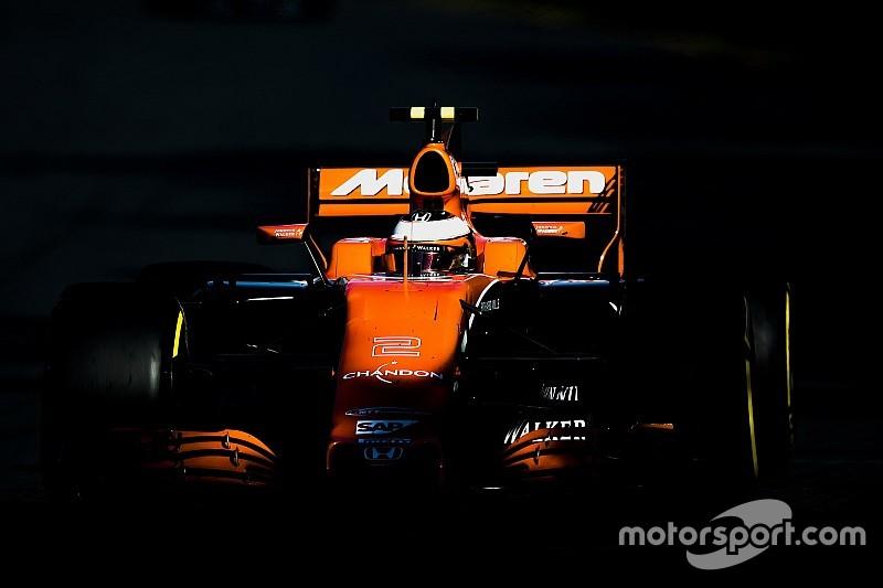 【F1】バンドーンのコラム「ただ完走することだけを目指していた」