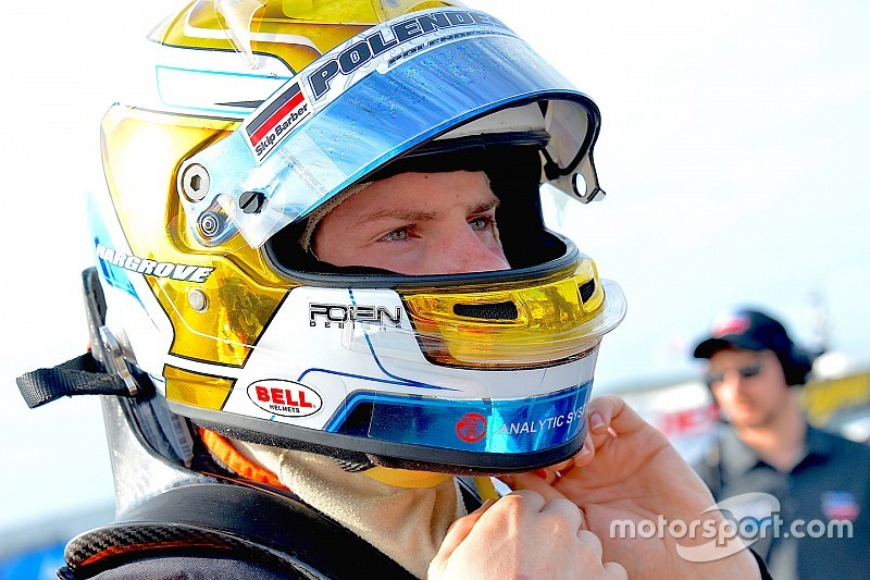 Hargrove joins Pelfrey's Indy Lights lineup