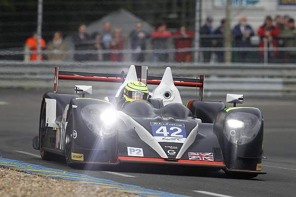 Strakka ready for legendary Le Mans challenge