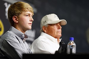 NASCAR Cup Breaking news William Byron to replace Kahne at Hendrick Motorsports in 2018