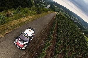 WRC Breaking news Lefebvre explains crash that broke co-driver's leg