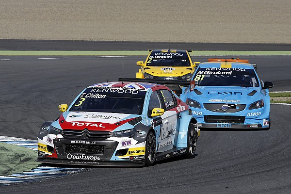 WTCC Chilton eyes WTCC title chance following Citroen exit