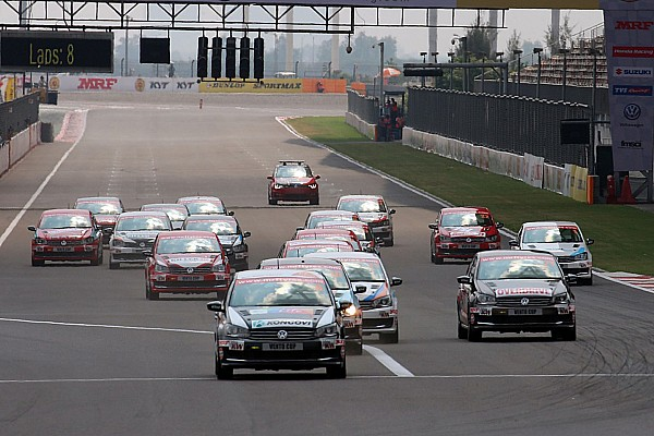Touring Volkswagen India opens drivers' registration for 2017 Ameo Cup