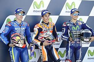 MotoGP Результати Стартова решітка Гран Прі Арагона