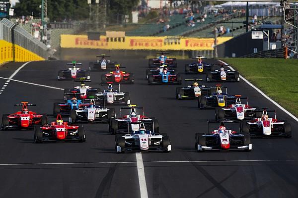 【GP3, F3】GP3とF3、2019年から統一シリーズで開催へ