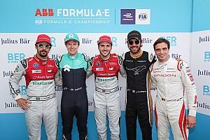 Fórmula E Resultados La parrilla de salida del E-Prix de Berlín