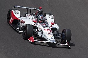 IndyCar フリー走行レポート インディ500:練習走行4日目はアンドレッティ最速。佐藤琢磨24番手