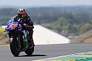 MotoGP Test Barcellona: Vinales al top, paura per Rabat che non ha fratture