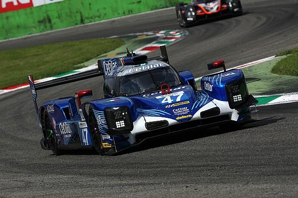 ELMS Cetilar Villorba: 9° posto a Monza dopo una strepitosa rimonta