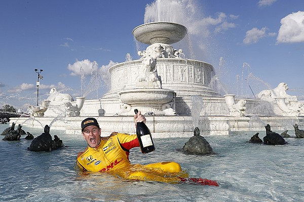 "IndyCar Hunter-Reay: ""I'm absolutely going for this championship"""