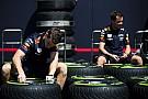Гран При Абу-Даби: какие шины выбрали команды
